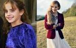 Эмма уотсон – биография знаменитости, личная жизнь, дети
